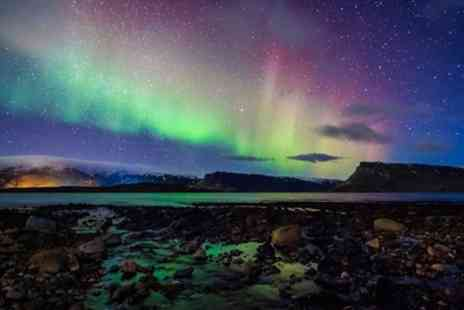 Weekender Breaks - Two to Four Nights Stay with Northern Lights Tour, Flights and Option for Other Tours - Save 0%