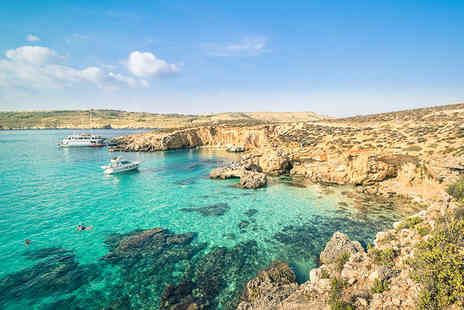 Crystal Travel - Three, five or seven night Malta break with flights - Save 47%