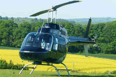 Buyagift -30 minute Spires of Oxford helicopter tour - Save 0%