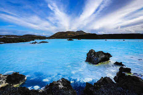 Black Sands & Blue Lagoon - Three nights Stay in a Standard Room at the Hotel island - Save 0%