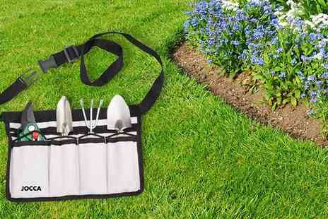 Home and Kitchen Direct - Jocca Garden Tool Belt - Save 77%