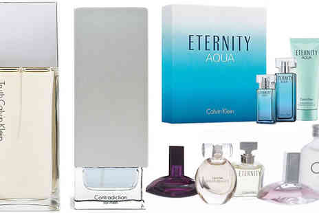 Fragrance and Cosmetics - Calvin Klein Fragrances and Sets in 6 Options - Save 0%
