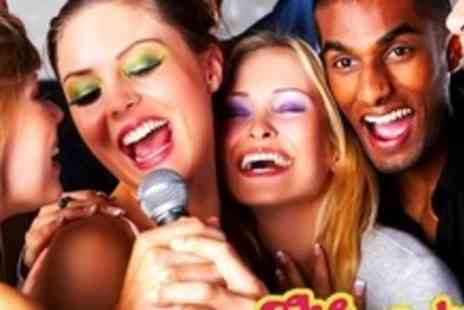 The Old School Yard - Private Karaoke Booth Hire With Cocktails and Food Platters For Up to Five People - Save 87%