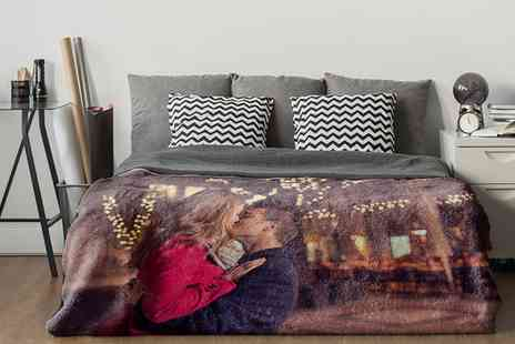 Photo Gifts - Personalised Photo Blankets - Save 0%