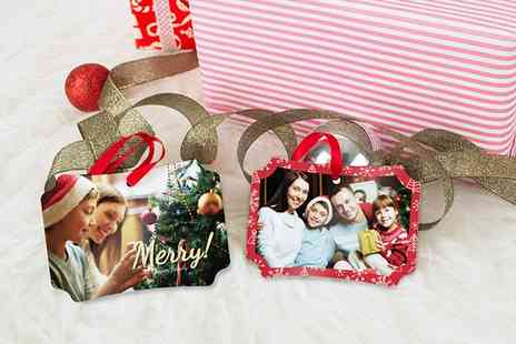 Photobook UK - Personalised Hanging Ornament - Save 0%
