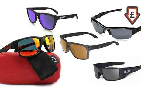 GoldBoxDeals - Oakley Sunglasses With Free Delivery - Save 0%