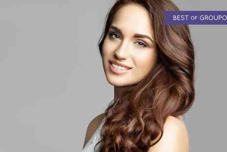 Studio 73 - Cut and Blow Dry with Optional Half or Full Head of Highlights - Save 40%