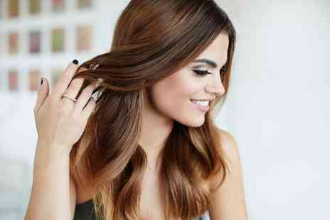 Hair Lab - Wash, Cut and Blow Dry with Moroccan Oil Treatment - Save 60%