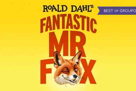 Nuffield Theatre - Roald Dahls Fantastic Mr Fox at Nuffield Southampton Theatres on 29 November To 6 January - Save 35%