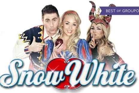 Snow White and The Seven Dwarfs - Ticket to Snow White and The Seven Dwarfs Pantomime on 10 To 31 December - Save 32%