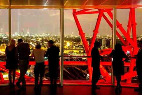 ArcelorMittal Orbit - Night Entry for One or Two to ArcelorMittal Orbit on 10 or 17 December - Save 0%