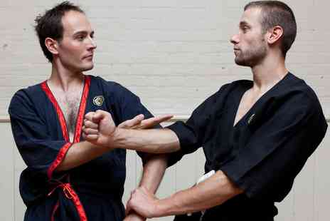 Wing Tsun London - Five or Ten Wing Tsun Self Defence Classes - Save 88%