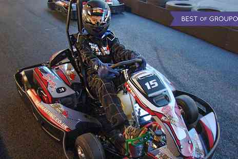 TeamKarting - 50 or 80 Laps of Go Karting - Save 0%