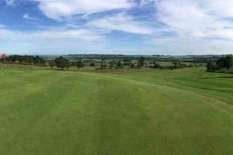 Alnwick - Full Day of Golf for Two or Four - Save 76%