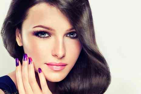 Salon S - Cut, Finish, T Bar Colour and Manicure - Save 0%