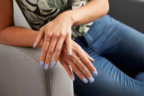 Salon S - Gel Manicure or Pedicure - Save 0%