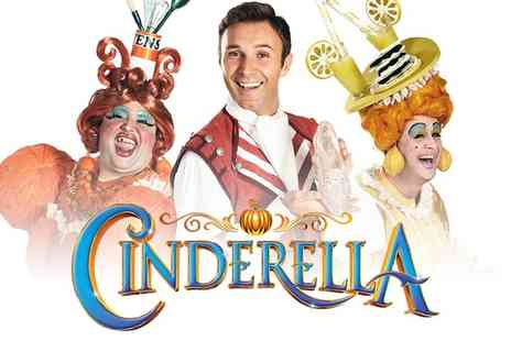 Cinderella - Price Band D or C Ticket on 8 December To 8 January - Save 38%