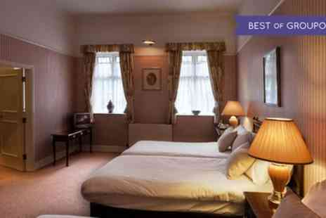 Bosworth Hall Hotel - One Night Stay for Two with Breakfast and Option for Dinner and Wine - Save 0%