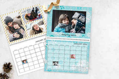 Harrier LLC - Classic photo calendar - Save 60%