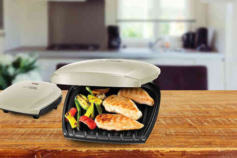 Deals Direct - Five portion George Foreman grill - Save 53%