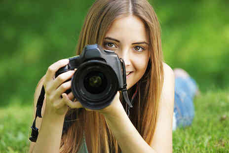 Perfect Photo Company - One day DSLR photography course for one or two - Save 59%