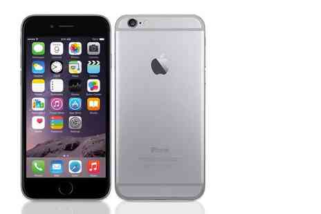 GPSK - Unlocked iPhone 6 with 64GB or 128GB of memory - Save 0%