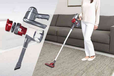 qudos direct - Homark handheld multi cyclone vacuum cleaner - Save 74%