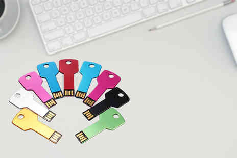 EF Mall - Key shaped USB drive - Save 87%