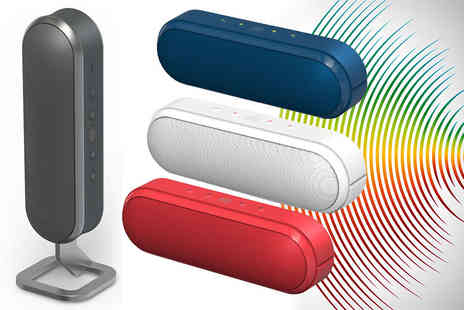 spartanoutlet - Ministry of Sound portable Bluetooth speaker sound system - Save 58%