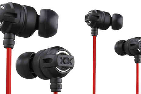 Essence Fashion - JVC Explosive Earphones - Save 50%