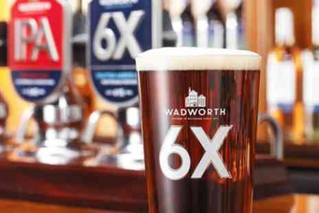 Wadworth - Wadworth Brewery Tour, Tastings & Gift Pack for 2 - Save 25%