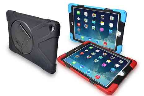 Groupon Goods Global GmbH - Apachie Rugged Case for iPad in Choice of Colour - Save 0%