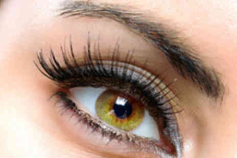 Nails and Beauty - Full set of eyelash extensions - Save 70%