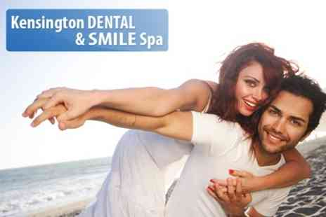 Kensington Dental Clinic - Air flow Teeth Cleaning for £39 - Save 65%