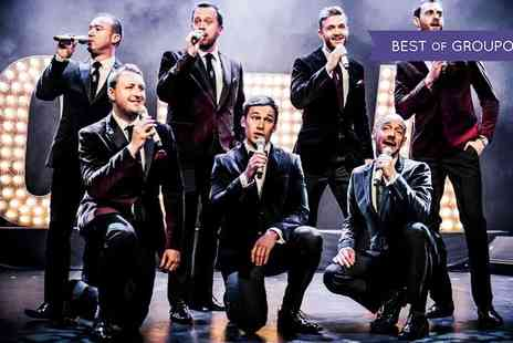 Komedia Bath -  One ticket to see Only Men Aloud Komedia Bath on 4 December - Save 0%