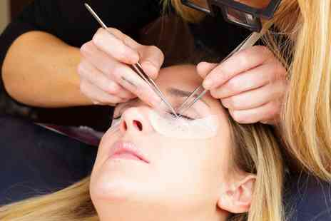 Beauty 24 Fit - Eyelash Extensions with Brow Wax and Tint for One or Two - Save 0%