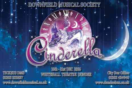 Whitehall Theatre - Cinderella at the Whitehall Theatre, Two Balcony Tickets on 19 To 20 December - Save 50%