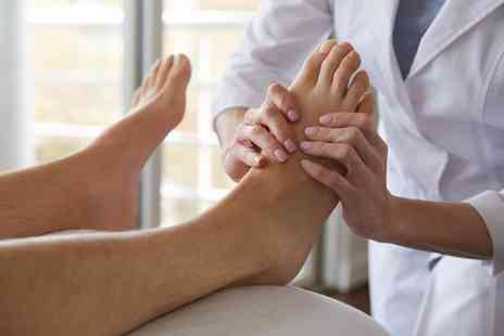 Oriental Healthcare - One or Three Sessions of Medical Foot Treatment - Save 62%