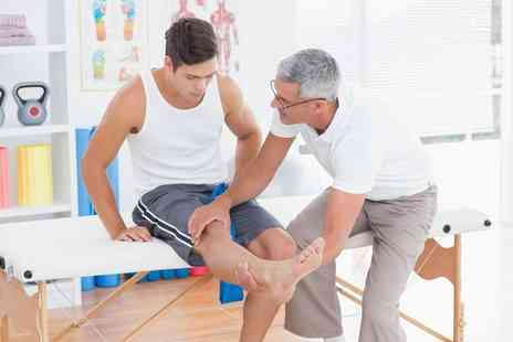 Ashford Back and Wellness Centre - Three Chiropractic Visits with Two Adjustments - Save 64%