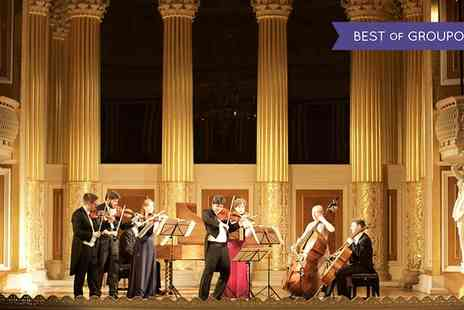London Concertante - One ticket to see London Concertante perform Viennese Christmas by Candlelight on 30 December - Save 49%