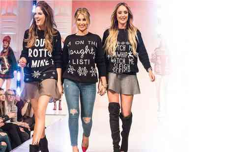 Haymarket Exhibitions - Full day Platinum ticket to The Clothes Show in association with ALCATEL attend 2nd to 6th Dec - Save 34%