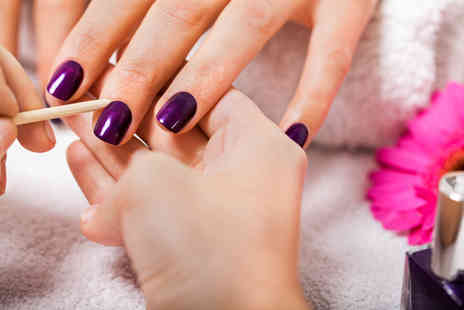 Helen Keogh - Gel manicure or gel manicure and pedicure - Save 74%