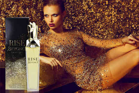 The Beauty Store - Bottle of Beyonce Rise eau de parfum - Save 73%