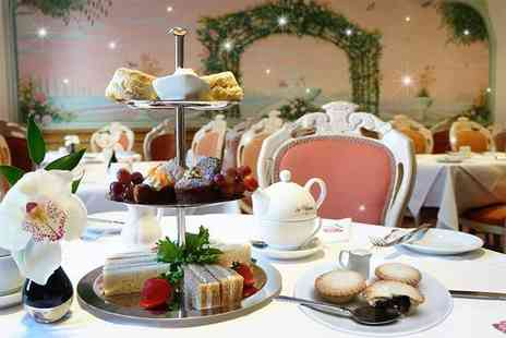 Belgravia Hotel Group - Christmas afternoon tea for two including Prosecco or Mulled wine - Save 65%