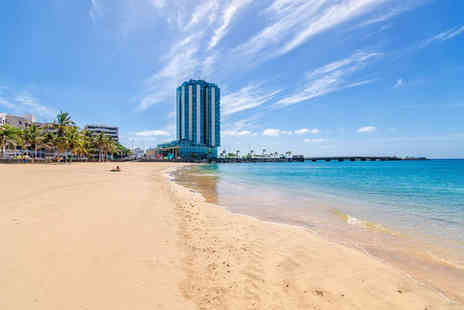 Arrecife Gran Hotel & Spa - Five Star 7 nights Stay in a Panoramic View Suite - Save 64%