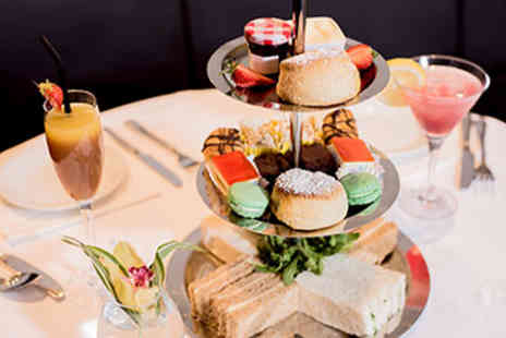 The Cranley Hotel - Sparkling Afternoon Tea for Two - Save 30%