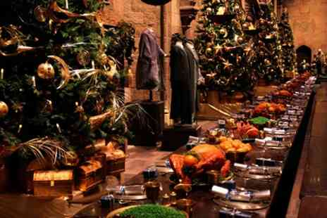 Warner Bros. Studio Tour – The Making of Harry Potter & Afternoon Tea for Two - Save 0%
