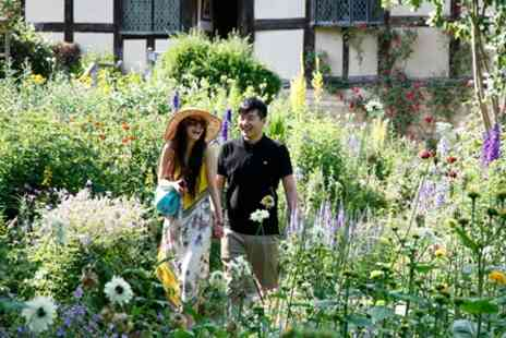 Anne Hathaway's Cottage - Visit Cottage and Gardens with Light Lunch for Two - Save 0%