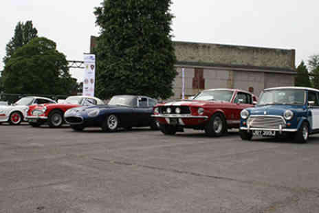 Bicester Heritage - Double Classic Car Thrill - Save 10%