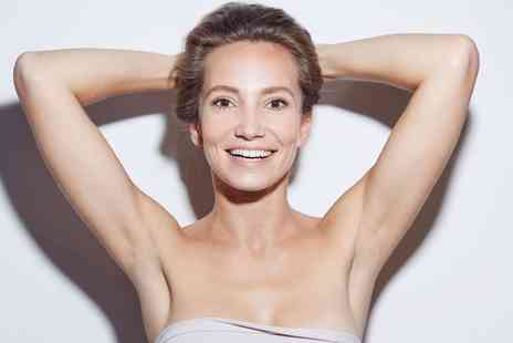 MySpa Number - Three or Six Sessions of Laser Hair Removal - Save 75%